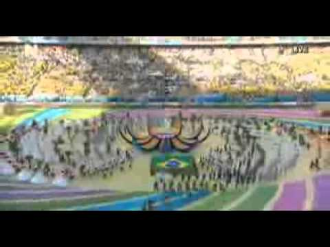 Pitbull ft Jennifer Lopez n Claudia Leitte _ We Are One Ole Ola LIVE WORLD CUP 2014 from Sao Paolo