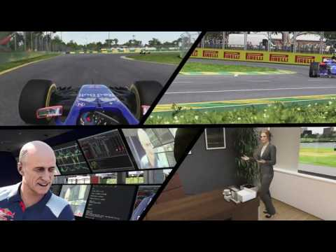 F1 2017 Trailer: Career Mode Gameplay (R&D, Engine Management & Classic Cars)
