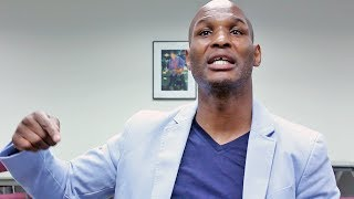 "BERNARD HOPKINS: ""Boxing now is 99% trainers and 1% or less teachers...We lost the teachers """