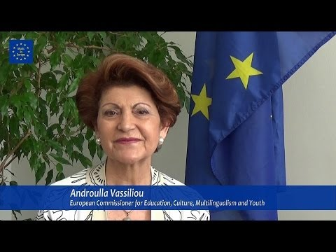 "Androulla Vassiliou - ""Music in Europe : DIALOG"" - ep. 1 (en)"