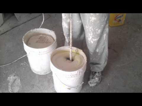 Drywall Finishing Tip - Sunlight Soap