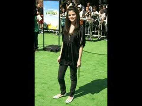 Selena Gomez Shrek the Third Premiere May 6, 2007