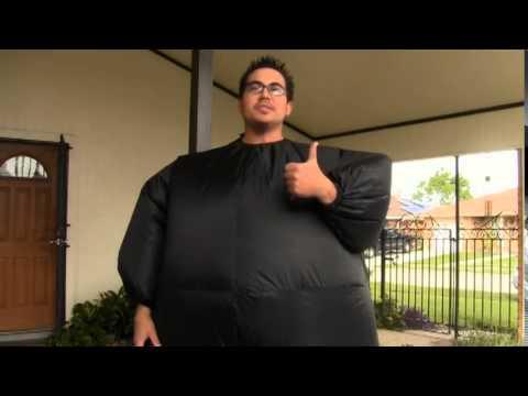 Blimp Suit Review