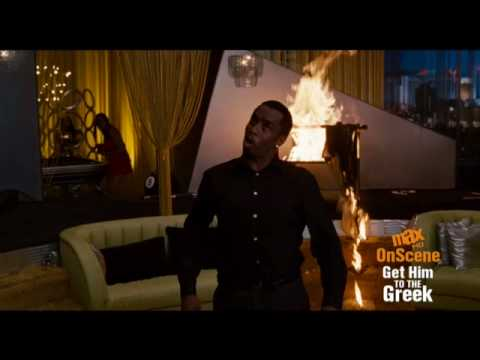 Get Him To The Greek: MAX On Scene Part 2 (Cinemax)