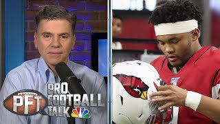 Arizona Cardinals say Kyler Murray is a 'generational talent' | Pro Football Talk | NBC Sports