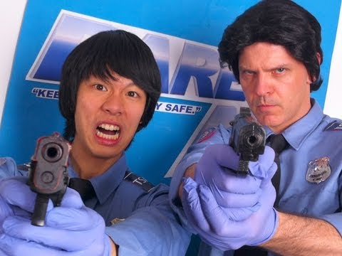 TSA Cavity Search: Barely Air #3
