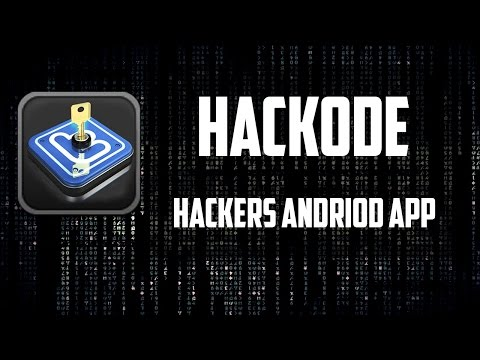 How To Use Hackode App