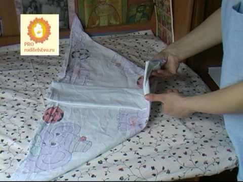 Как сделать памперсы бесплатно
