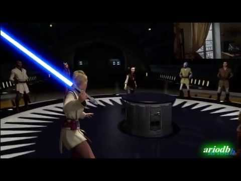 Kinect Star Wars Gameplay [ITA] 1