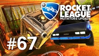 Rocket League | Mutators DLC | Episodul 67