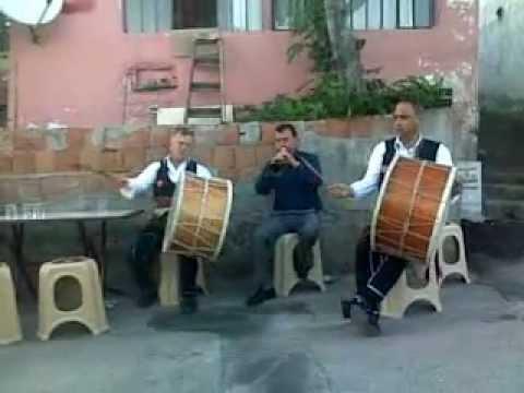 Boyabat Davul Zurna Emiroğlu Köyünden Besim Tepelinin Oğlunun Düğünü