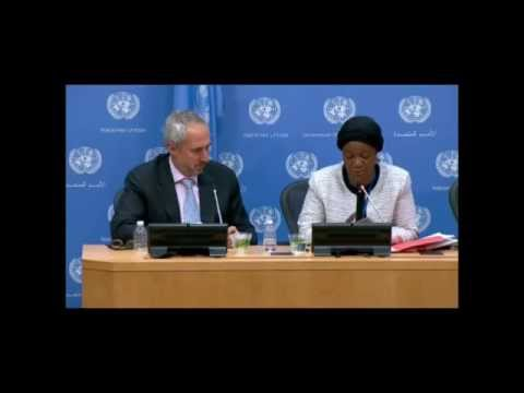 ICP asks Sex Violence Envoy of Machar & Gadet in S Sudan, Why UN Still Aids Minova Rape Units in DRC
