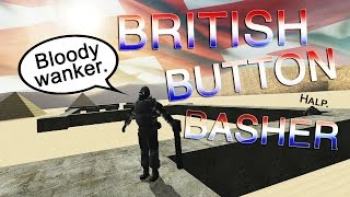 British Button Basher | Half Life 2 Deathmatch funny moments with friends