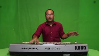 Lesson 17 Make Style Romvung Khmer