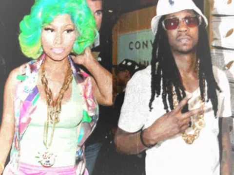 Beez In The Trap - Nicki Minaj Ft. 2 Chainz ( AUDIO ) NEW 2012