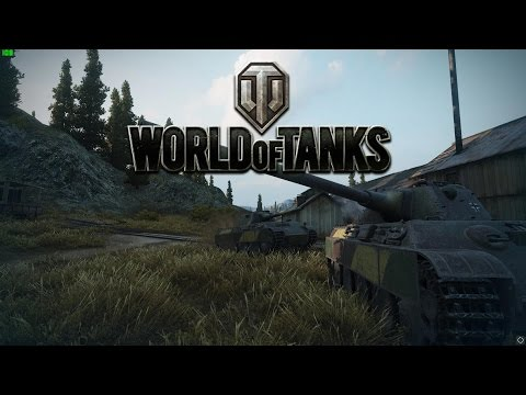 World of Tanks - Panther 88 Tier 8 Premium Tank