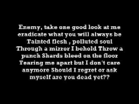 children of bodom-are you dead yet with lyrics