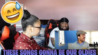 Kyle Exum | When Our Generation Gets Old and Hears a Throwback Song 4 | REACTION!!!