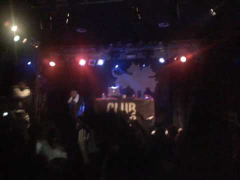 Club Dogo @Hiroshima Mon Amour Torino 17/10/09 DROGA RAP