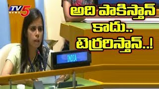 Eenam Gambhir's Strong Reply to Pakistan PM Abbasi | 9 PM Prime Time News