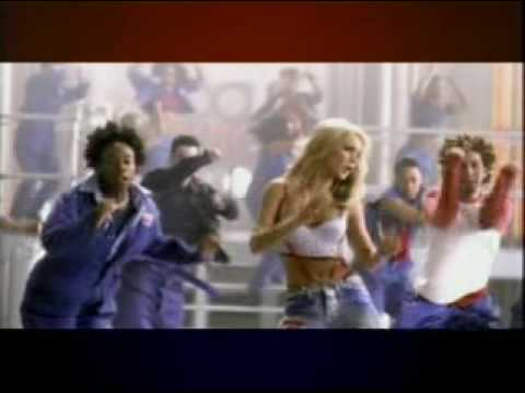 Britney Spears Pepsi Commercial with Bob Dole [High Quality]