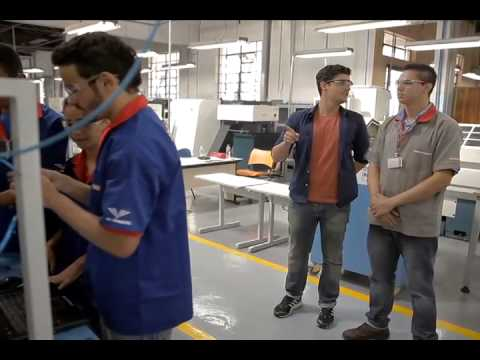 Futura Profissão - Técnico em Mecânica
