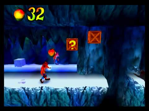 Misc Computer Games - Crash Bandicoot 2 - Hang Eight