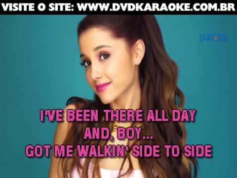 Ariana Grande Ft Nicki Minaj   Side To Side