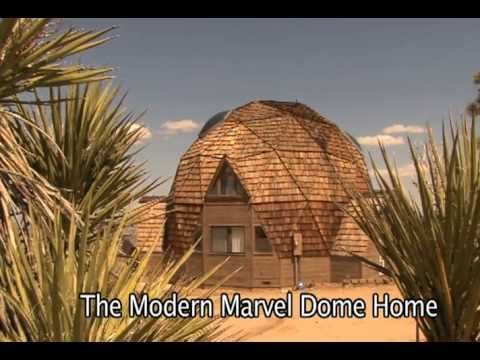 The Joshua Tree Dome Homes