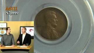 1909 S VDB Penny