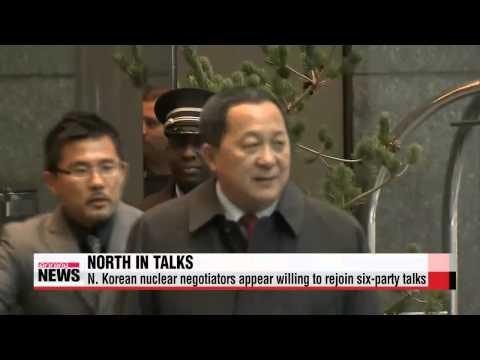 N. Korean nuclear negotiators and U.S. experts meet in Singapore   북미 싱가포르 접촉, 미