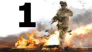 Call of Duty: Modern Warfare 2 Walkthrough Part 1 - No Commentary Playthrough (PC/Xbox 360/PS3)