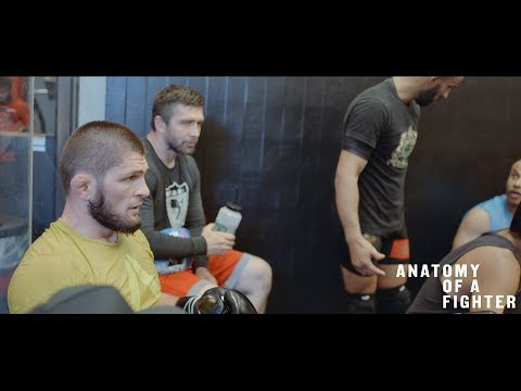 Road to UFC 242 - Episode One (Khabib Nurmagomedov & Islam Makhachev last week at AKA)