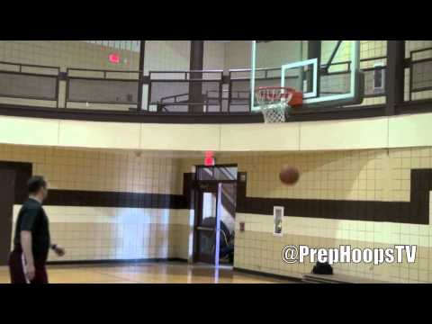 Missouri Tiger commit Wes Clark 2013 Romulus High School---Workout Tape