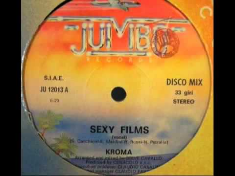 Kroma - Sexy Films (1984) video