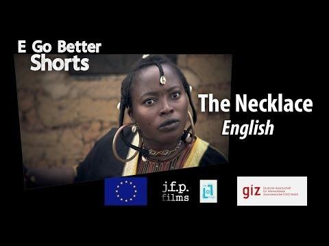 E Go Better SHORTS: The Necklace (English) / Microfinance Education Nigeria