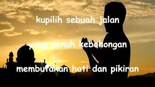 Download Lagu RIFFALL - Sisi Damai (lagu Religi Terbaru 2018) Gratis STAFABAND