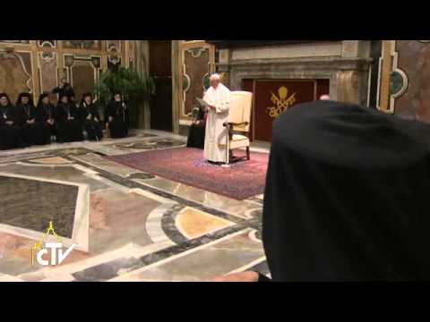 Pope Francis: Peace for Syria, and Christians of the Middle