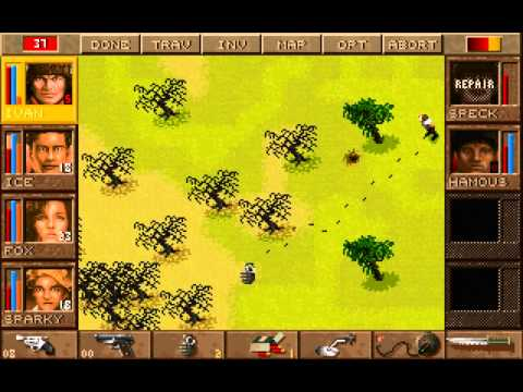 Let's Play Jagged Alliance 1 Part 24 [The Alternate Reality]