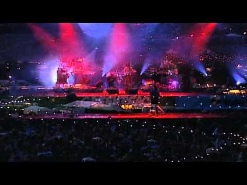 Röyksopp - Eple (Live @ Glastonbury 2003) pt. 4 of 5