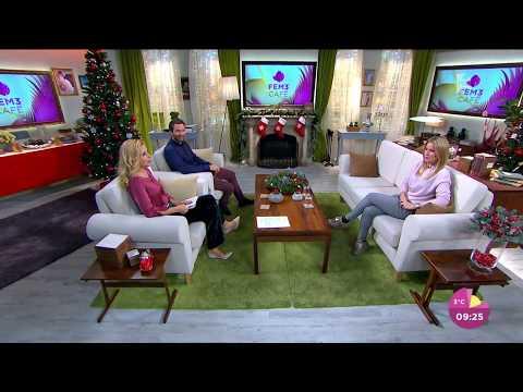 Vicces: Mádai Vivien ˝legszebb˝ karácsonyi ajándéka egy sarokreszelő volt - tv2.hu/fem3cafe