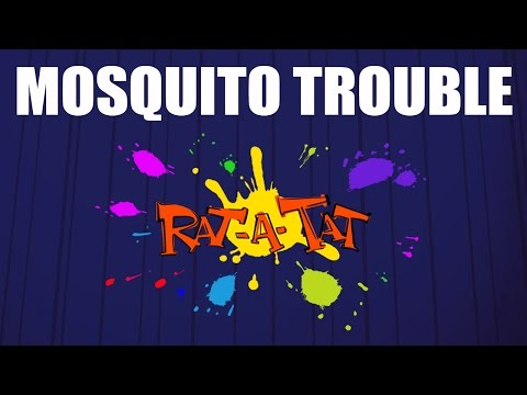 Rat-A-Tat   Chotoonz Kids Cartoon Videos- 'Mosquito Trouble