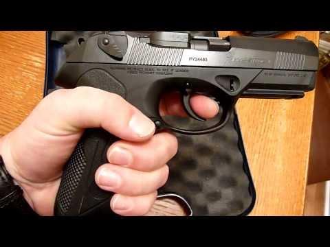 Beretta Px4 Storm 40cal.