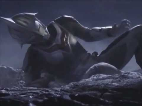 Ultraman Nexus VS Dark Mephisto