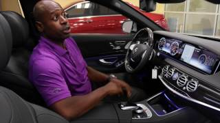 2016 Mercedes-Benz S-Class S550 - from Mercedes Benz of Arrowhead