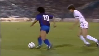 Diego Armando Maradona vs Real Madrid ► Final Copa del Rey 1983