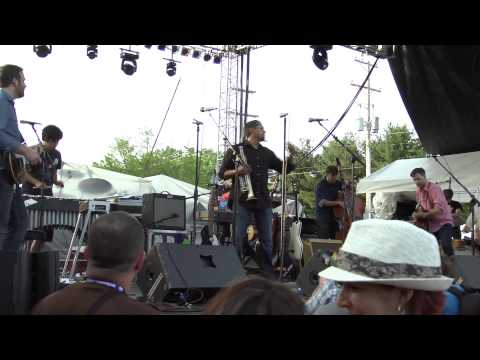 Calexico at 2013 Nelsonville Music Festival