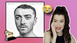 Download Lagu The Thrill of it All - Special Edition by Sam Smith REACTION Gratis STAFABAND