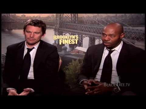 Brooklyn's Finest  Antoine Fuqua And Ethan Hawke On Working Together Again....