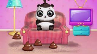 Game Hay Cho Bé – Gấu Panda Siêu Quậy